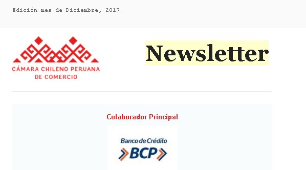 newsletter dicembre 2017