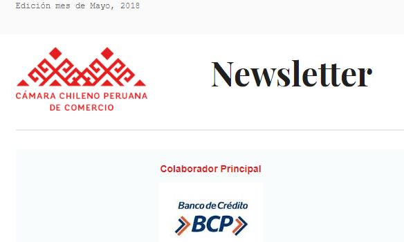 newsletter mayo