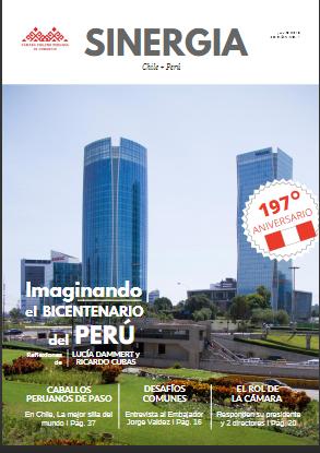 SINERGIA – Chile + Perú