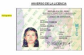 Entró en vigencia acuerdo para el canje de licencias de conducir entre el Perú y Chile