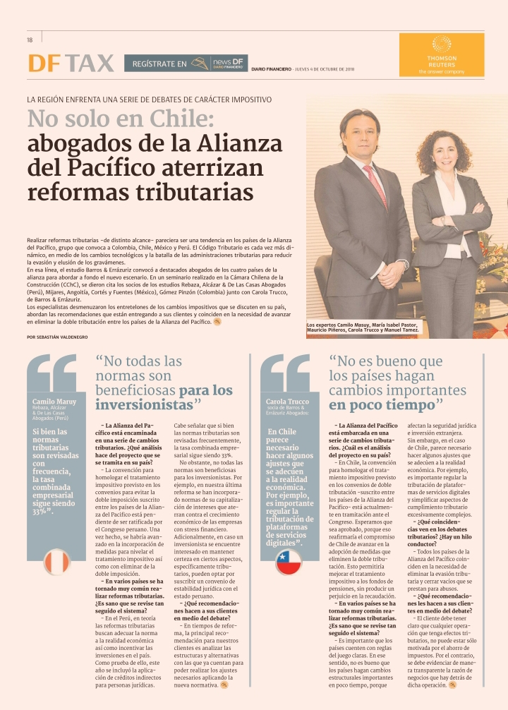 1 Diario Financiero Peru Chile