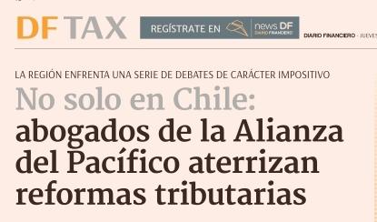 """Cobertura de prensa de abogados seminario """"Impuestos e inversiones en la Alianza del Pacífico"""""""