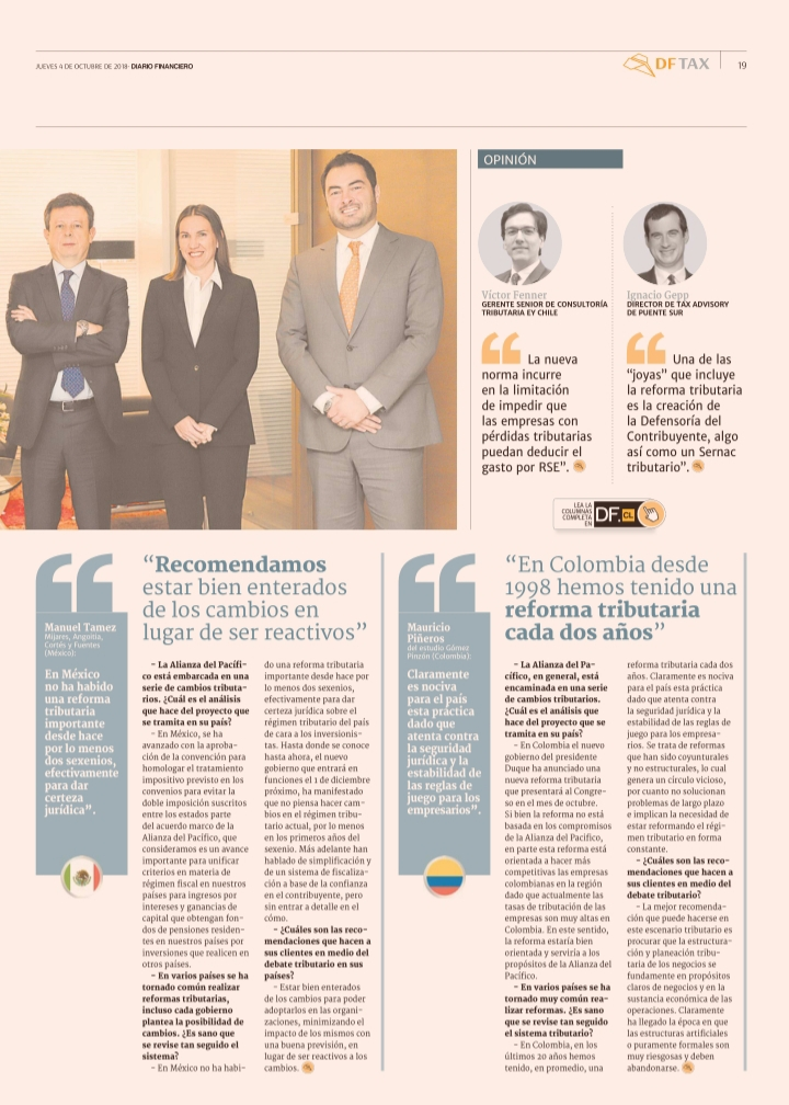 Diario Financiero Mx Colombia